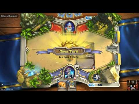Hearthstone Beta - Yes! - I Got my beta key finally! Video is from second tutorial match :)