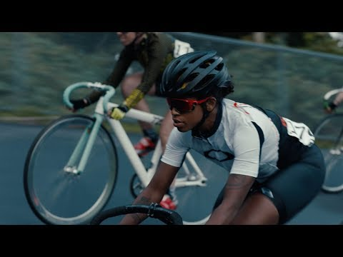 Ayesha McGowan #CantStop Chasing History | One Obsession - Oakley
