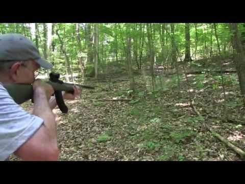Ruger 10 / 22  Suppressed  Woods Walk