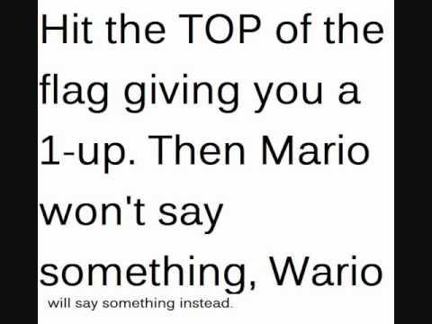 How to get Wario on Super Mario Bros. Wii