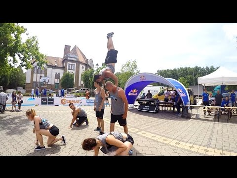 #b33xflipunit - Szeged Showreel 2016