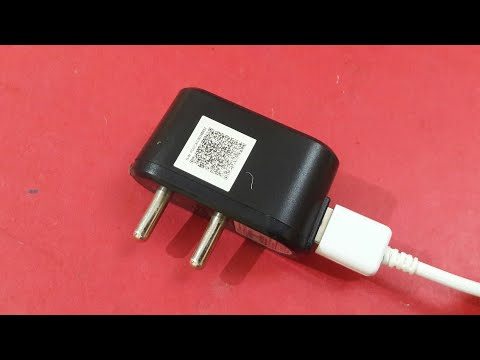 Check the Ampere of mobile charger (Using multimeter)