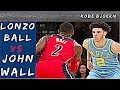 Lonzo Ball vs. John Wall: Das enttäuschende Duell - Kobe Bjoern