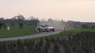 TAC Rally 2018 |best moments| Rallyspotter