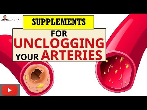 » Best Supplements For Removing Calcium Deposits On Arteries