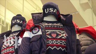 Team USA uniforms unveiled