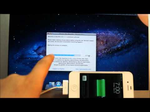 How to: Jailbreak 5.1.1 UNTETHERED iPhone 3GS 4 4S, iPad 1, 2, 3 and iPod Touch 3G 4G