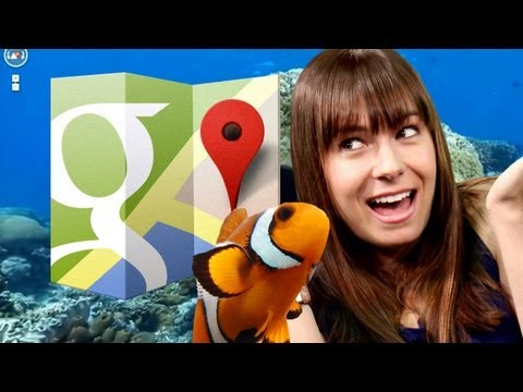Google Maps Street View... Underwater? - Tekzilla Daily Tip