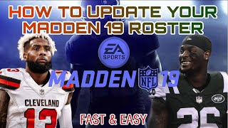 How To Get Updated Offseason NBA Rosters On NBA 2K18 WITH