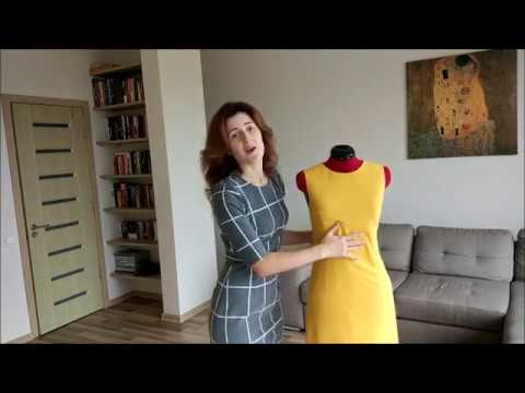 HOW TO SEW: Armhole In a Sleeveless Dress