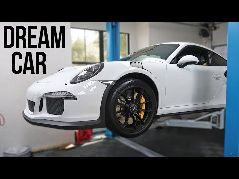 911 GT3RS IN THE HOUSE