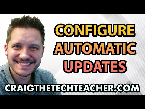How To Run And Configure Windows 10 Automatic Updates