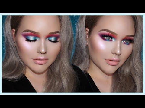 GIGI HADID Bold & Glowy Mermaid Makeup Tutorial