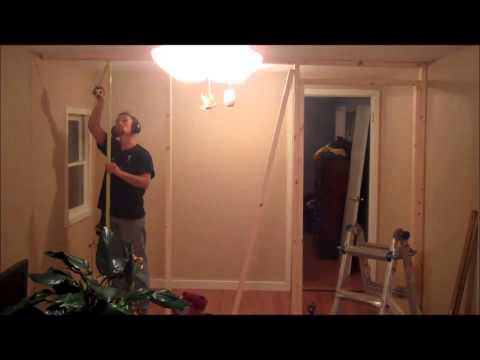 Building a small closet
