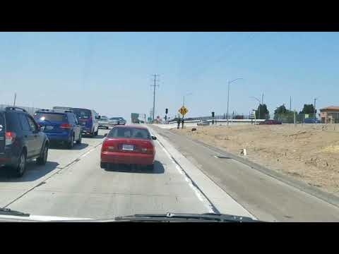 When hitting switches on the freeway goes wrong