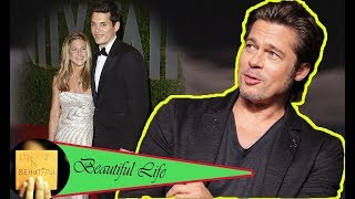 Brad Pitt was furious when Jennifer Aniston intimate with John Mayer 'at her 50th birthday party