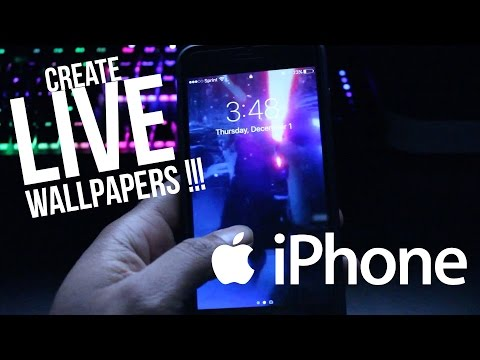 Create your own iPhone Live Wallpapers from video