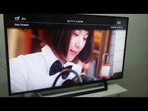 Digital TV myFreeview Malaysia Sabah