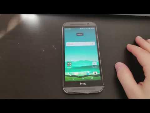 HOW TO: HARD FACTORY Reset/BYPASS HTC ONE LOCKSCREEN