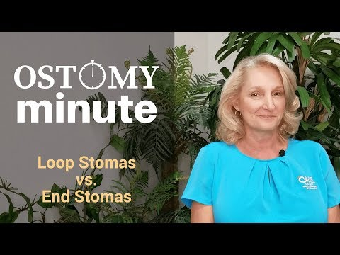 What's the Difference Between a Loop Stoma and an End Stoma?
