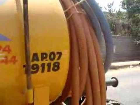 Bangalore- Managing septic tank cleaning - Honeysuckers