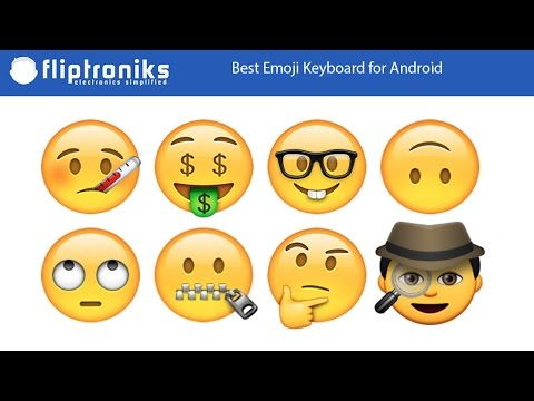 Best Emoji Keyboard for Android (Top 3) - Fliptroniks.com