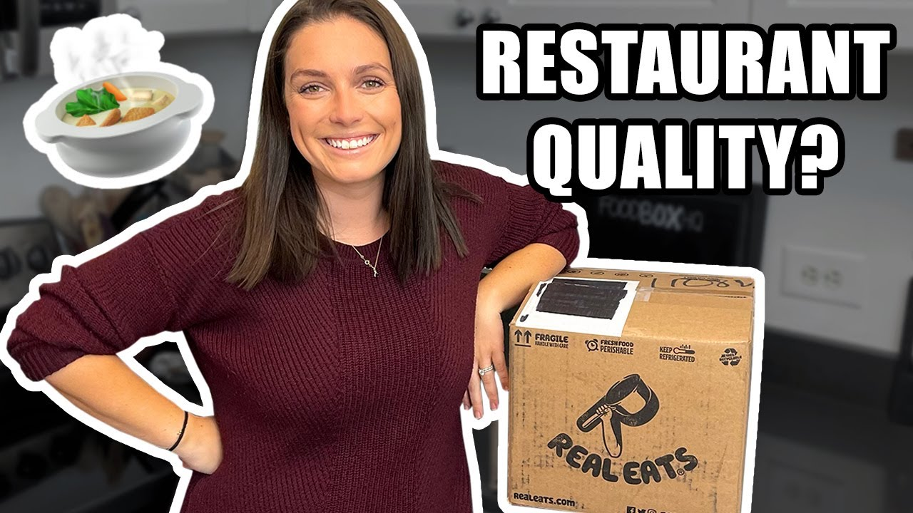 RealEats Review: How Good Are These Fresh Pre-Made Meals (With A Twist)?