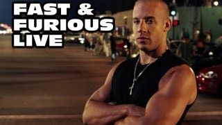FastFest Part 2: All the Fast and the Furious Movies in a Row