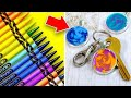 Download 19 Colorful Crayon Crafts MP3,3GP,MP4