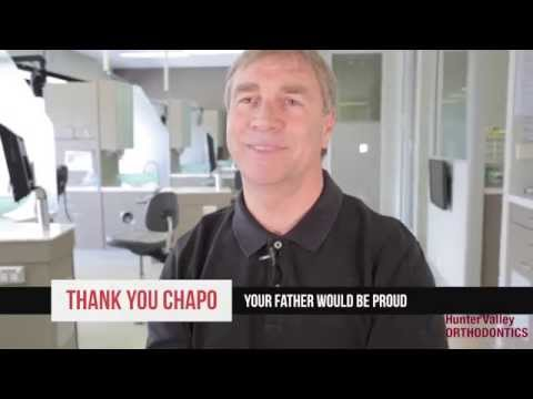 Meet Dr Robert Chapman, Co-founder of Hunter Valley Orthodontics