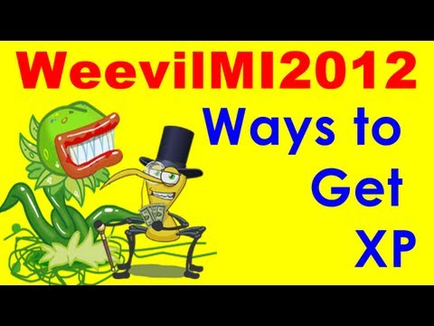 Bin Weevils - How to Get Lots of XP and Level Up Really Fast