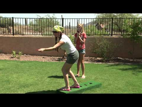 Arizona Washer Game, The Ultimate Outdoor Washer Board Challenge