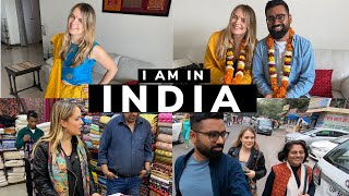 Meeting my Indian Boyfriend's Family in India || India Vlog