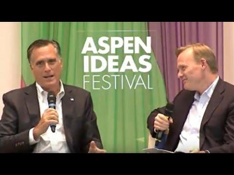 Mitt Romney Interview: Trump doesn't represent GOP