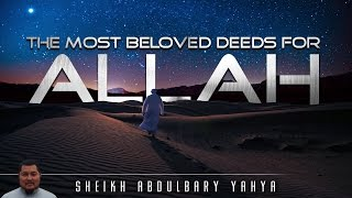 A Habit For A Lifetime ᴴᴰ ┇ Thought Provoking ┇ Sheikh AbdulBary Yahya ┇ TDR Production ┇