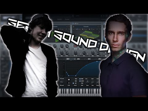 EUPHORIC HARDSTYLE LEAD TUTORIAL (SOUND LIKE CYBER AND SYRIN) | SERUM HARDSTYLE TUTORIAL