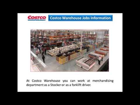 Costco Warehouse Jobs