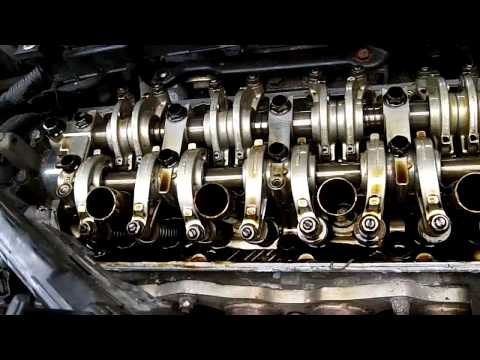 2001 -2005 Honda Civic timing belt/cambelt and tensioner replacement