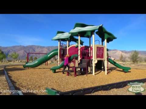 Diaz Lake Campground Lone Pine California CA - CampgroundViews.com