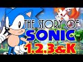 Sonic A Chronological History And Rare Facts Part One The St