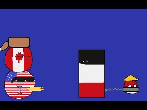 Polandball Animated Malaysia|Ep.3Poland meet Indonesia(not really)