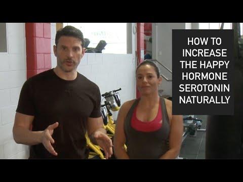 How to increase the HAPPY hormone Serotonin Naturally