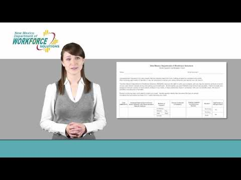 Unemployment Insurance Informational Video Series -Common Mistakes