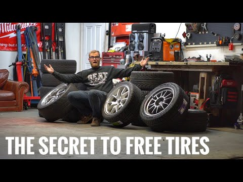 How to Find Free Tires For Drifting!
