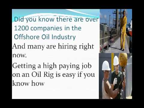 Oil and gas Jobs No Experience Required