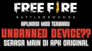 NEW UNBANNED DEVICE FREE FIRE || Garena Free Fire