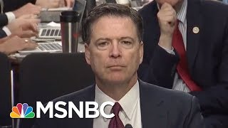 James Comey Notes Claims About Donald Trump Confirmed By Priebus Notes: NYT | Rachel Maddow | MSNBC