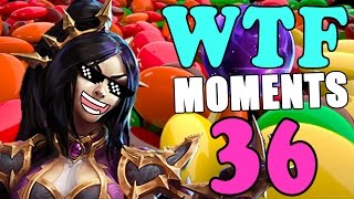 Heroes of The Storm WTF Moments Ep.36