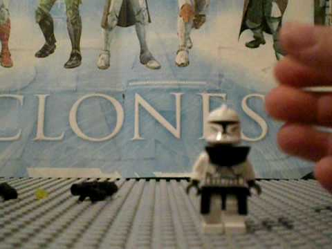 Lego Star Wars How To Make A Heavy Trooper