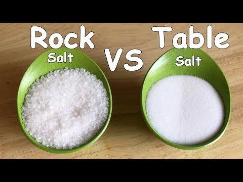 Homemade Ice Cream Rock Salt vs Regular Salt | Plastic Bag Ice Cream